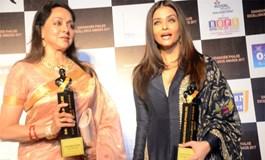 Hema Malini Aishwarya Shoojit Sircar Dadasaheb  Awards