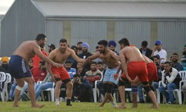 kabaddi Gurudwara Sikh Phil Goff Andrew Little Community Sports