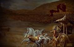 Bhagavad Gita Love Krishna Arjun Mahabharta