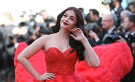 Aishwarya Cannes Film Festival Bollywood India L