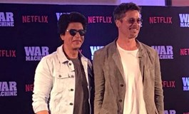 Brad Pitt Bollywood India Shah Rukh Khan