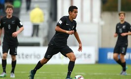 Sarpreet Singh Kiwi Indian FIFA U-20 World Cup All Whites