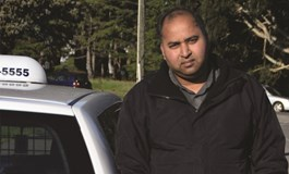 Taxi Driver Antas Shiva Assaulted