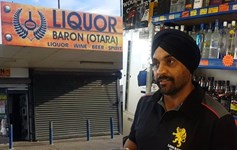 liquor store dairy robbery shoplifting burglary NZ Police