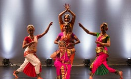 Classical Dance Bharatnatyam India Entertainment Natraj School of Dance