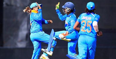 India to WWC Sports Wome