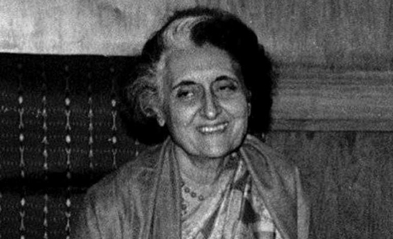 Indra Gandhi