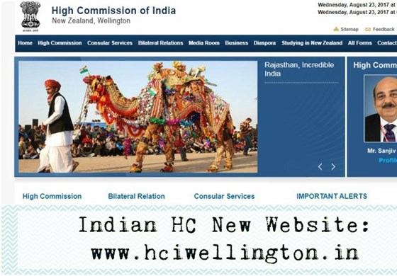 Indian High Commission in New Zealand