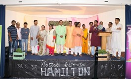 New Zealand Telugu Association Hamilton Branch