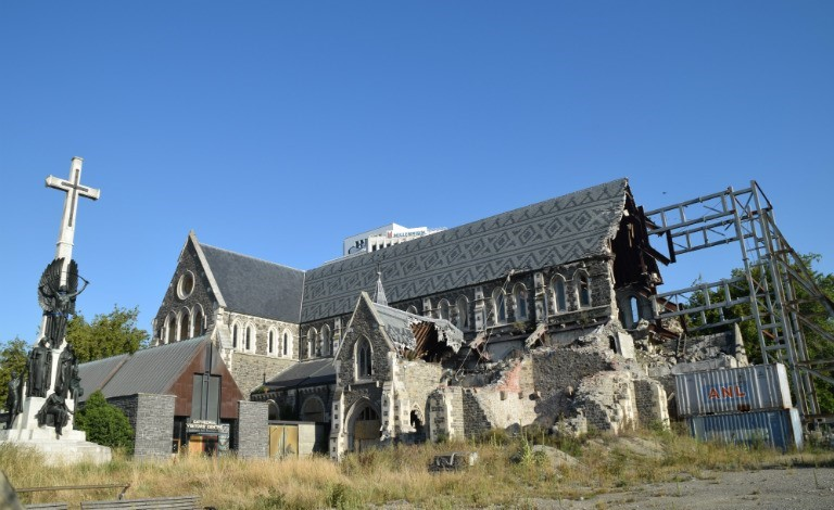 Christchurch Cathedral Restoration