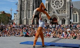 World Buskers Festival 2019