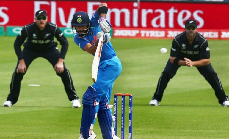India Tour Of New Zealand 2019 Match Schedule Released