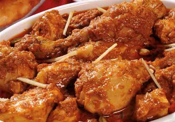 Chicken Mughlai