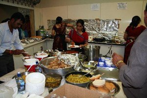 Kitchen at MGCentre