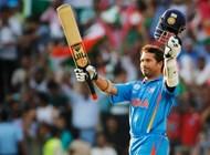 Sachin Celebrating his 100th century