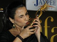 Vidya Balan won the best actress award for The Dirty Picture