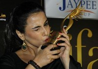 Vidya Balan won the best actress award for The Dirty Picture