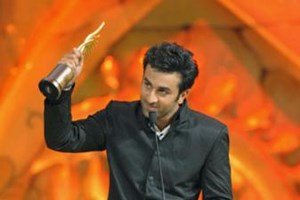Ranbir Kapoor won the best actor award for Rockstar