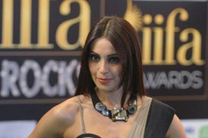 Bipasha Basu at the IIFA Awards 2012
