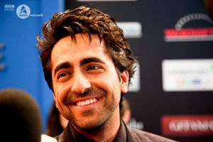 Ayushmann Khurrana at the IIFA Awards 2012