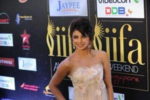Priyanka Chopra at the IIFA Awards 2012