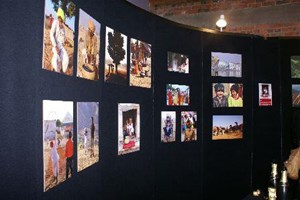 The gallery of photographs