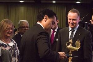 Kiwi Indian Hall of Fame 2014