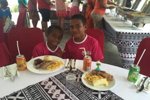 Lunch at Sofitel
