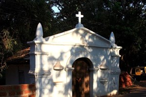 A chapel in Goan