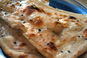 Everyone's favourite Naan bread